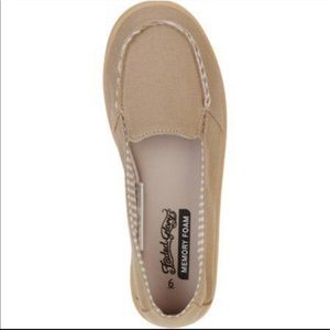 Faded Glory Surf Moccasins size 8